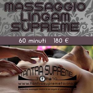 promozione lingam massage torino