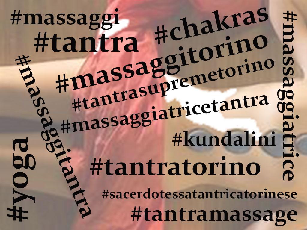 migliori hastag massaggi tantra