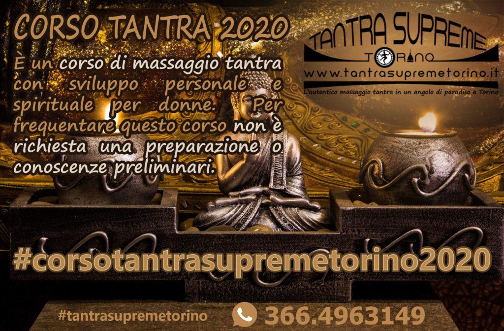 #corsotantrasupremetorino2020 è il migliore corso di massaggio tantra dedicato alle donne di torino